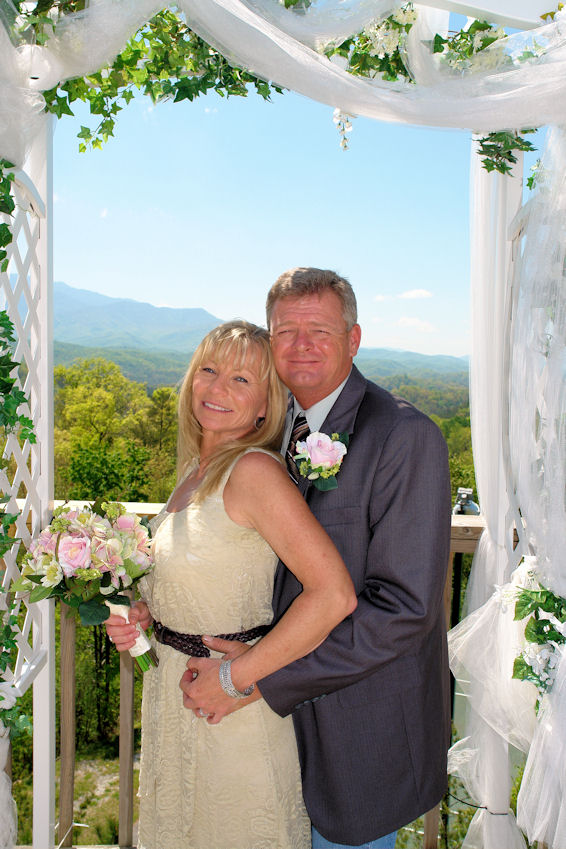 Deerridge Smokey Mountain Wedding