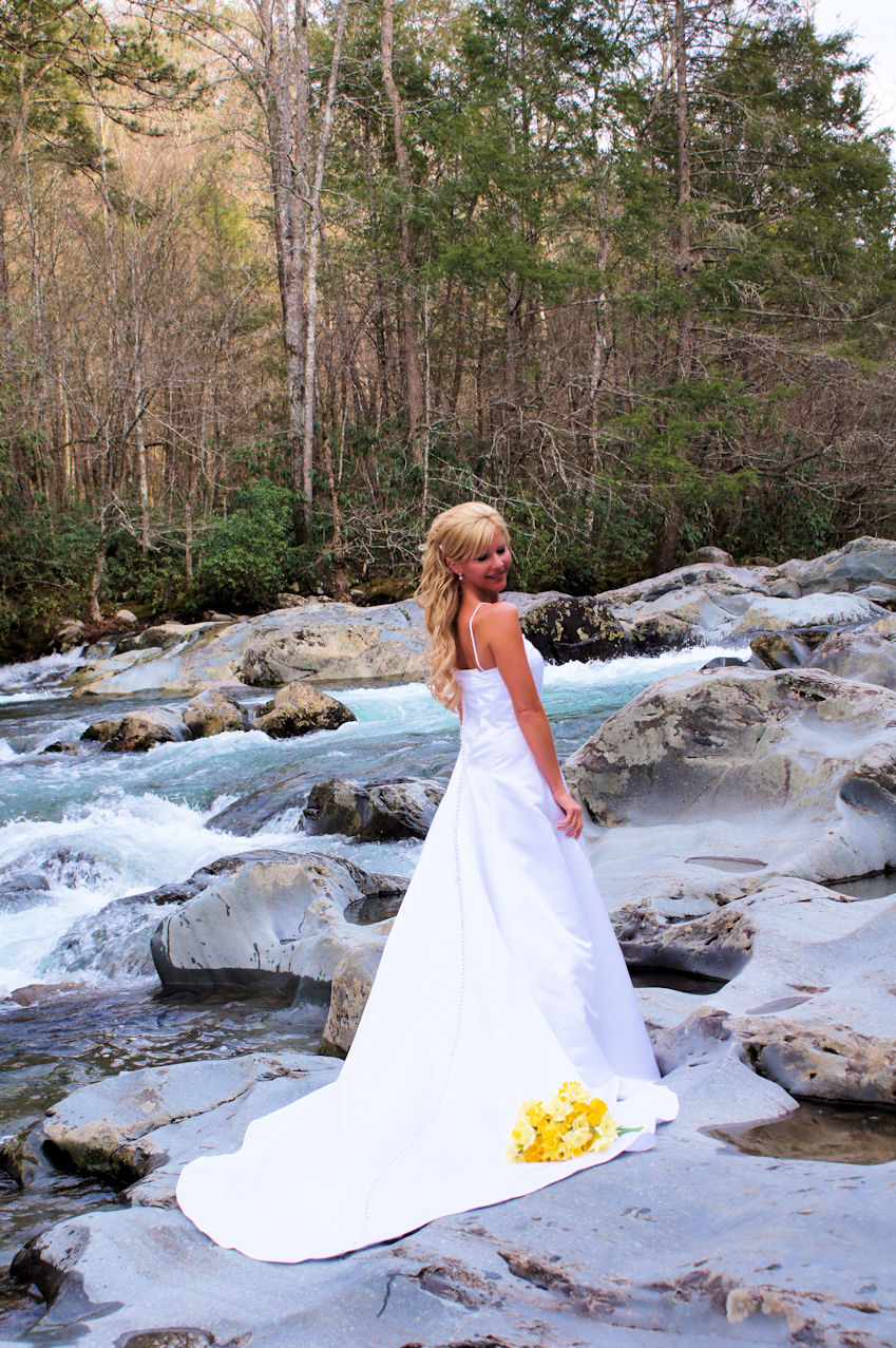 Greenbrier 1 Smokey Mountain Wedding