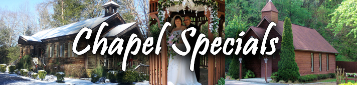 Smokey Mountain Chapel Weddings