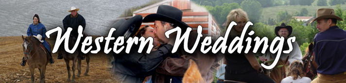 Smokey Mountain Western Weddings