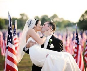 memorial day wedding in the Smokies