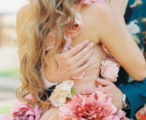 Smoky Mountains Spring Wedding