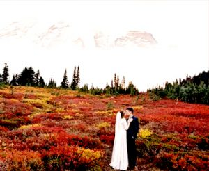 Fall Wedding Smoky Mountains